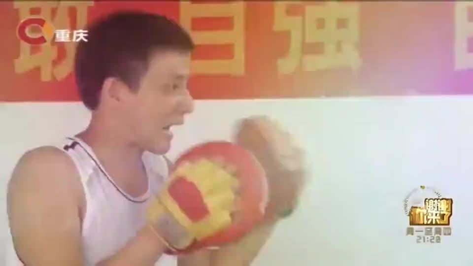 小伙3岁被确诊为脑瘫,长大后竟成为职业拳击手,和涂磊聊天太逗