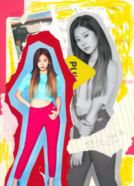 IZ*ONE透露更多第3张迷你专辑《Oneiric Diary》预告图