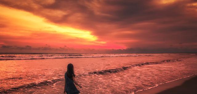 不要太着急爱上一个人,心定,才是爱情的开始
