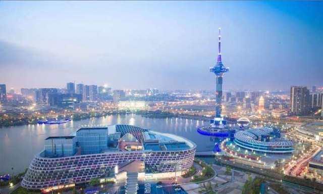 江苏这个地级市发展势头强劲,踏入上海1.5小时经济圈,你看好吗