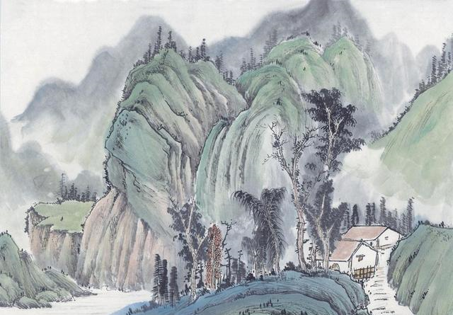 王维很有趣的一首诗,通篇充满了哲理,读懂了也就能够过好这一生