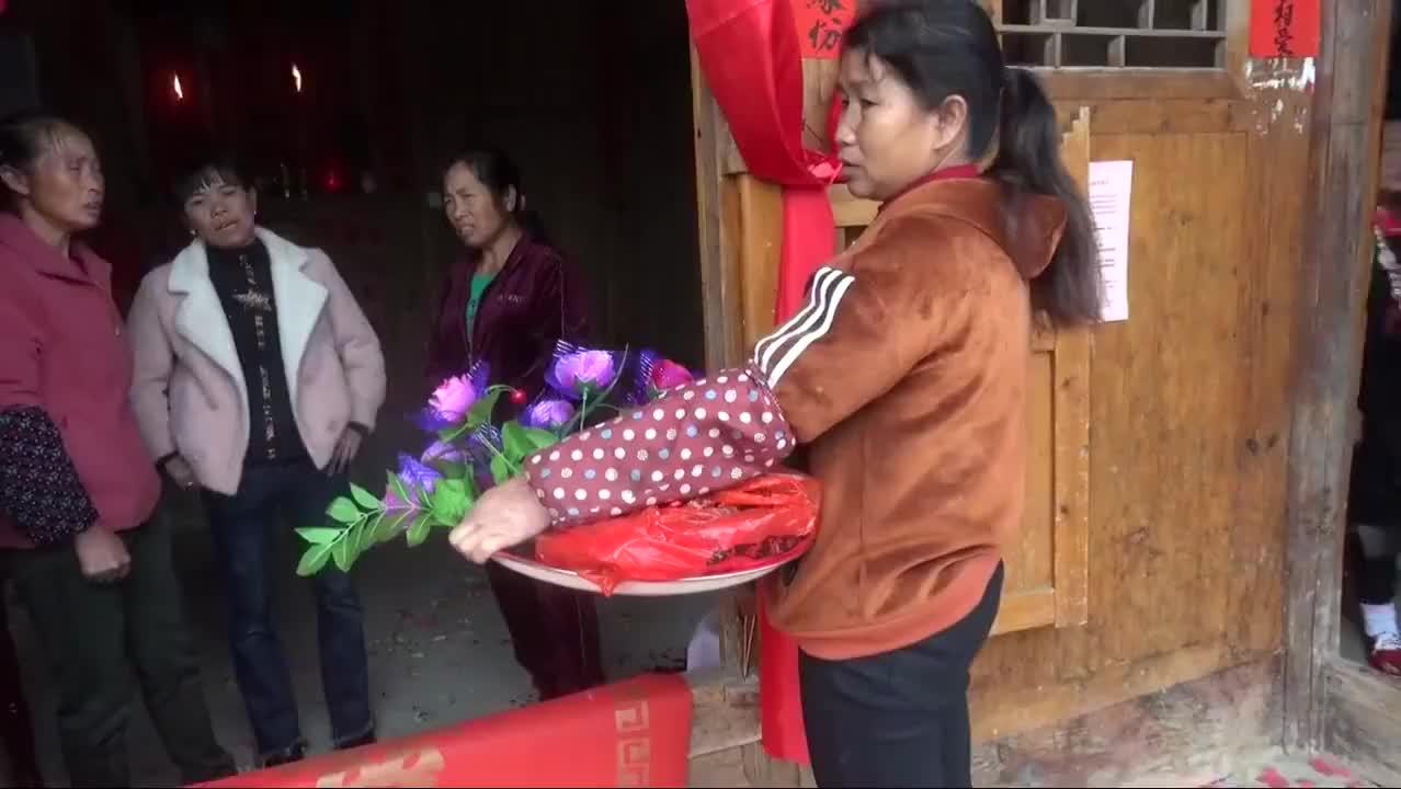 湖南一24岁小伙,2020年春节娶媳妇,猜猜有客人吗