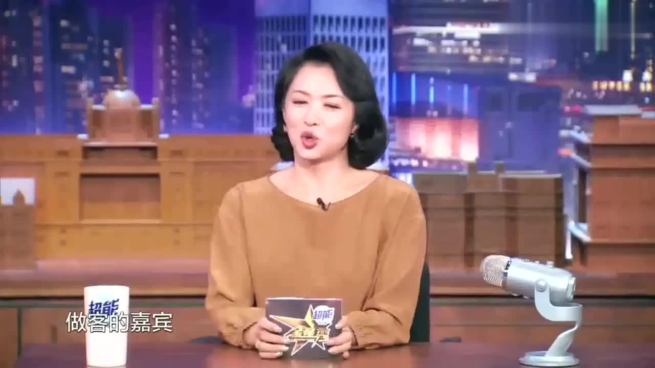 金星时间:紫霞仙子朱茵亮相金星秀,引观众掌声
