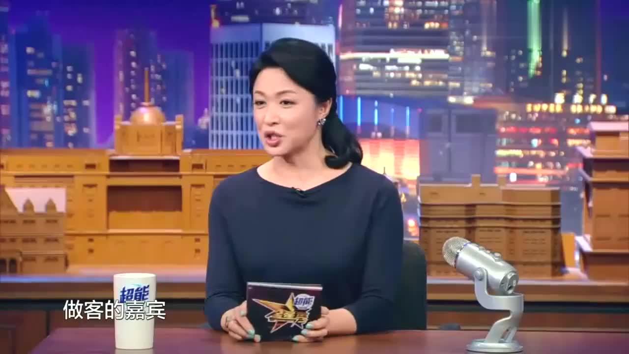 金星时间:著名华语歌手李玫亮相金星秀,接受访谈