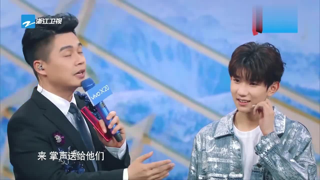 王源与邓紫棋演唱《手心的蔷薇》,也太好听了!耳朵都酥了
