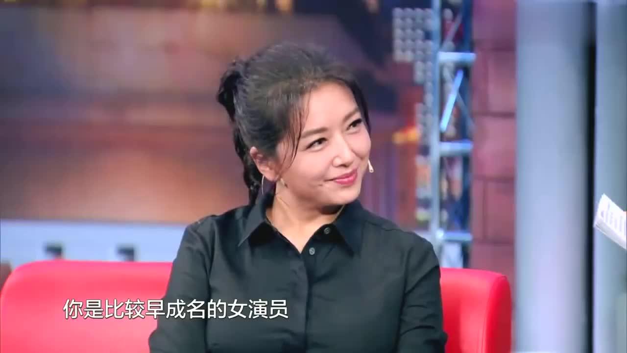 金星时间:著名演员江珊自称,他是家庭高于事业的人