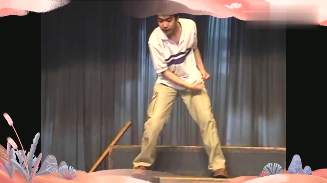 同学会:韩雪学生时代影像作品曝光,感叹上戏台词功底深厚