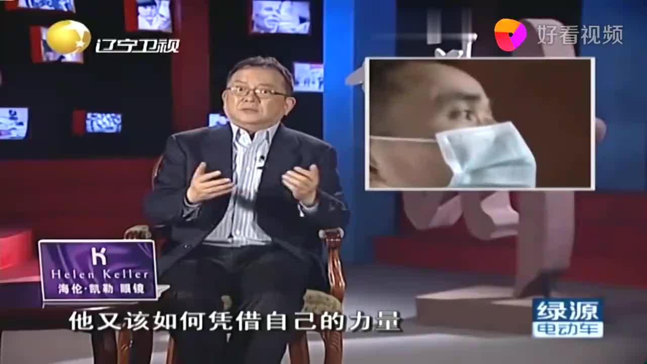 王刚讲故事:理发师竟然想用手艺,给女儿凑齐60万手术费!