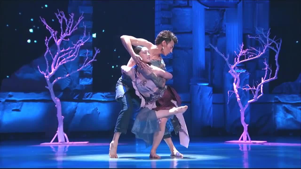 中国好舞蹈:好舞蹈北京训练营学员对抗赛,金星更看好刘金迪