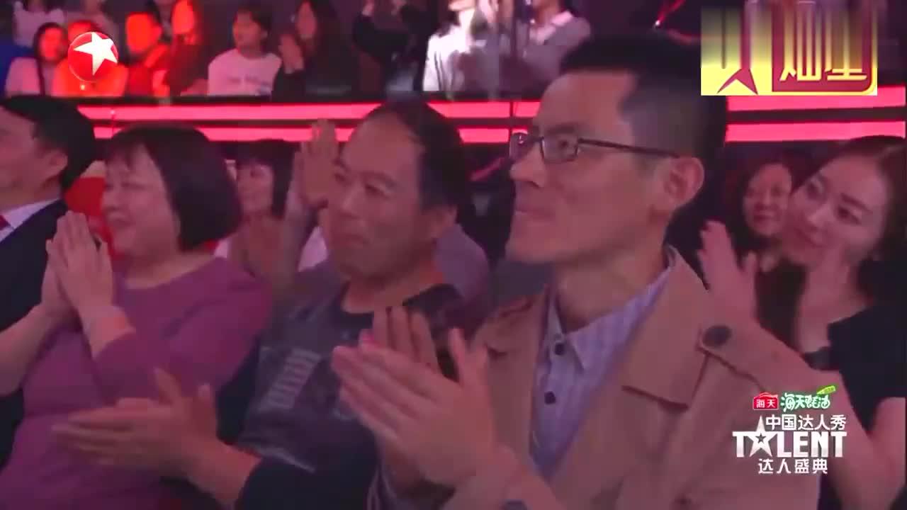 中国达人秀:石哲元和华家班,分別第六届中国达人秀冠亚军
