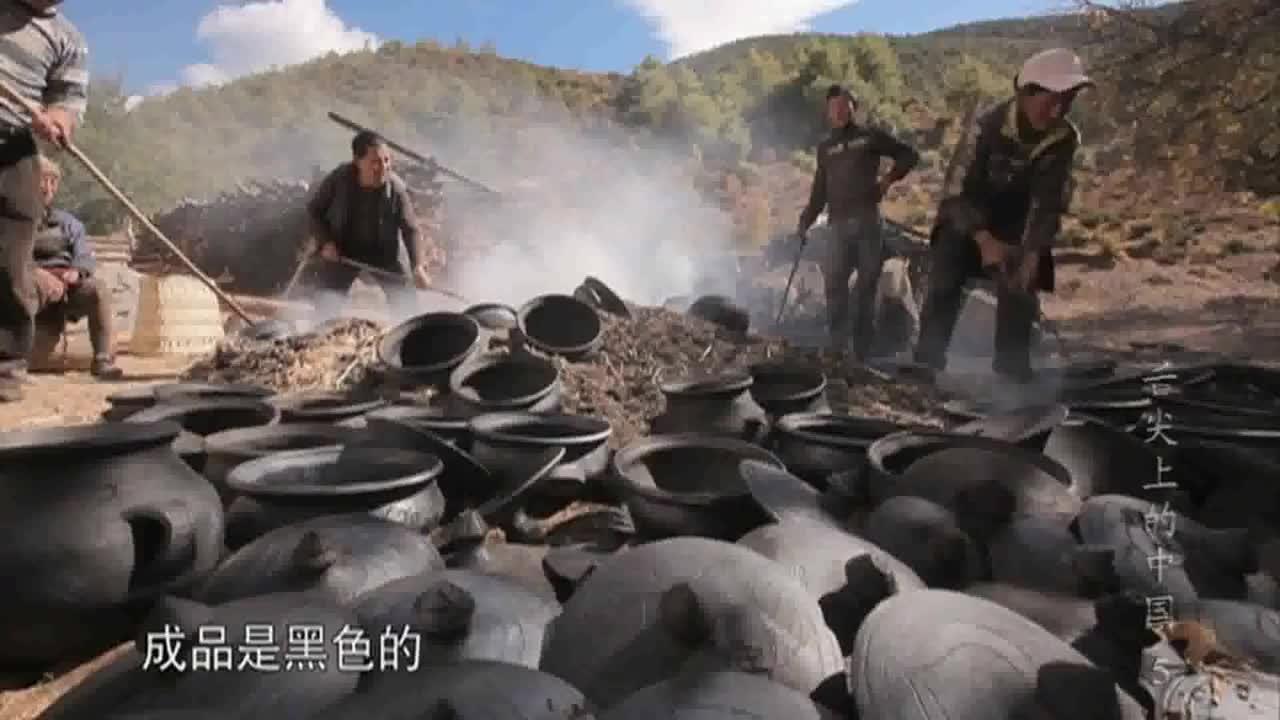 舌尖上的中国:陶炊具,在青铜器诞生前,占主导地位