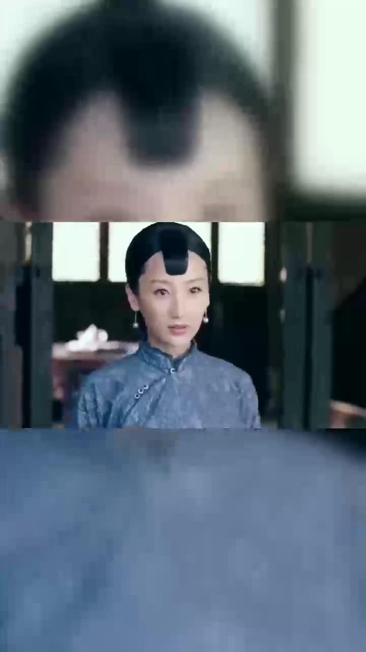 彩灵想让素锦嫁给何辅堂,不料素锦早已辅堂有了约定