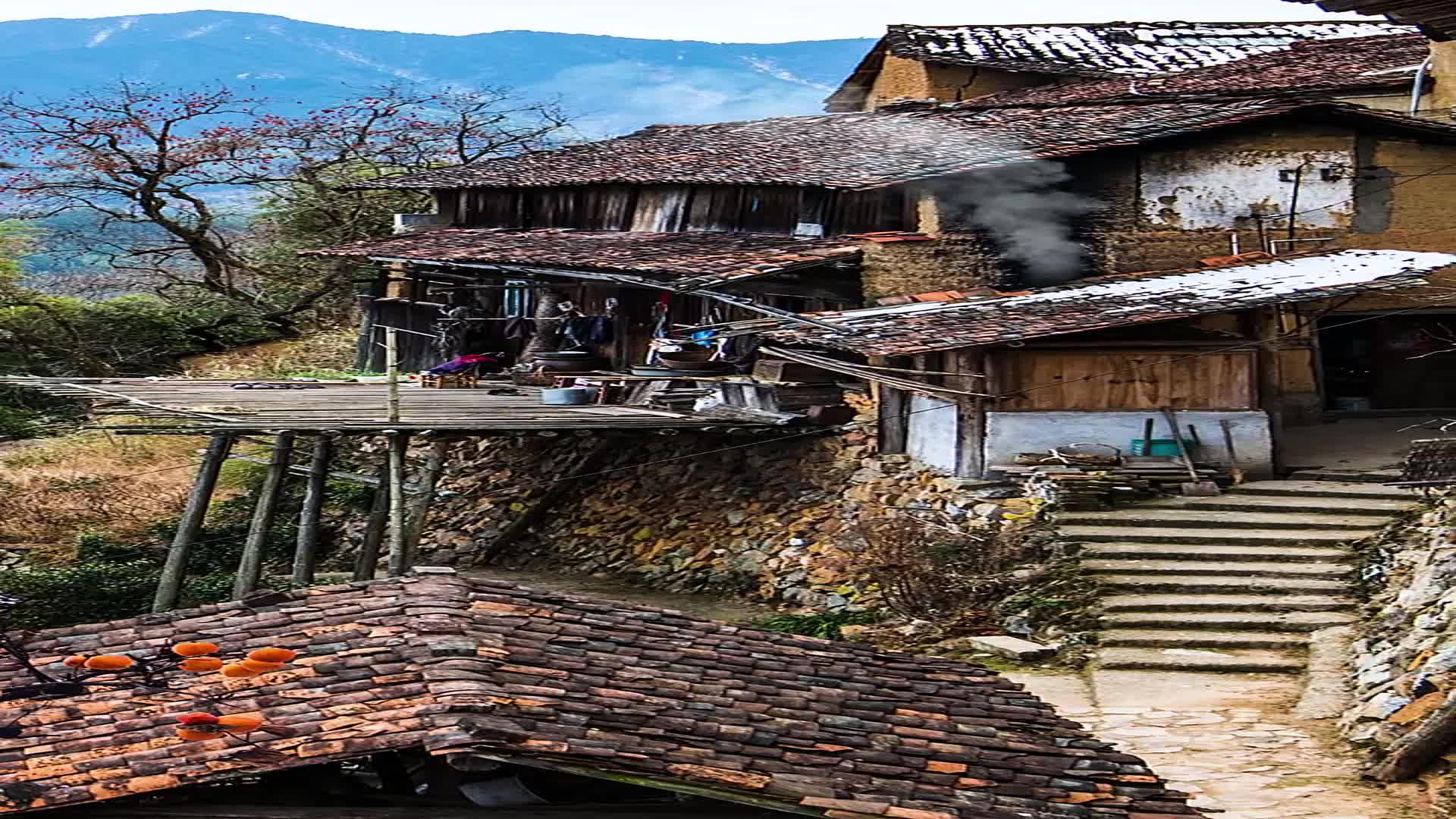 无论我们今后走了多远,都不会忘记儿时长大的那个村庄,虽不富裕