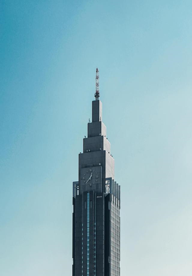 旅行摄影小技巧——建筑拍摄