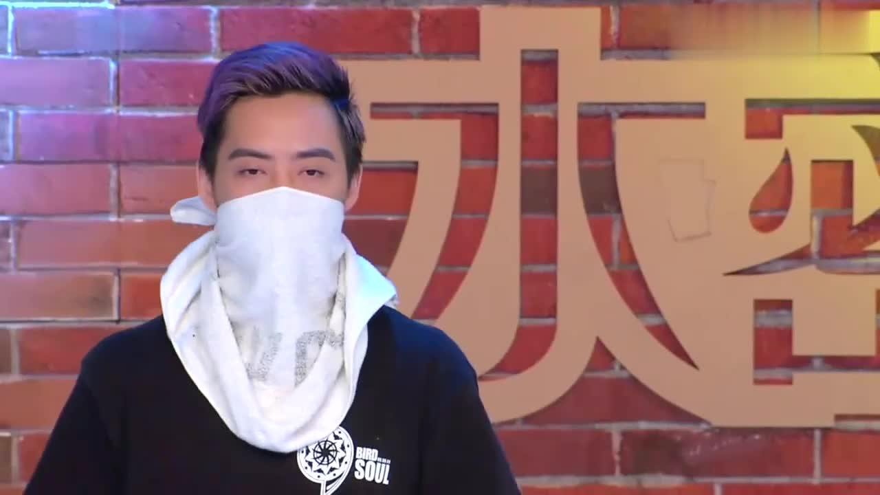 中国好舞蹈:武汉小伙上好舞蹈,表演精彩街舞,引观众惊奇