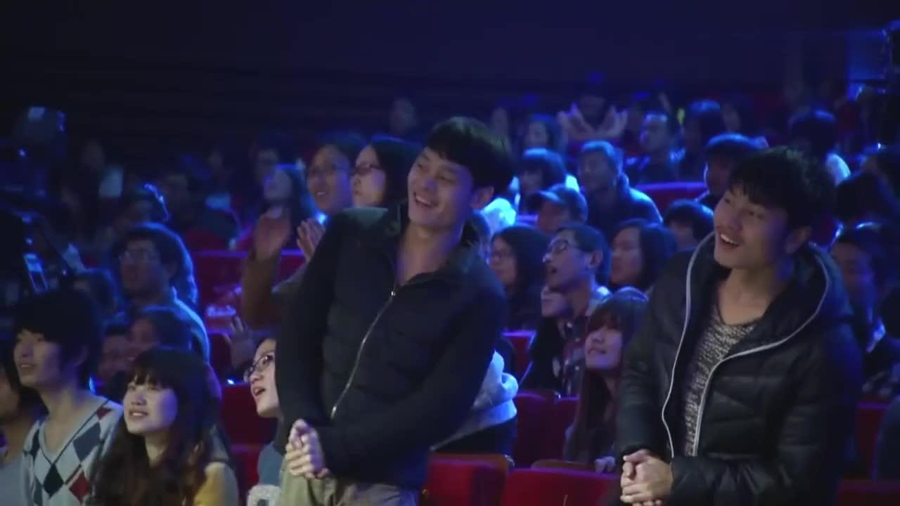 出彩中国人:广东机器人乐队上出彩,精彩才艺表演,引周立波惊奇