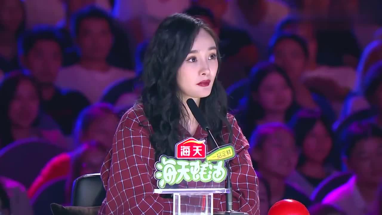 中国达人秀:情侣拉丁舞表演热辣又甜蜜,杨幂金星看得沉醉其中