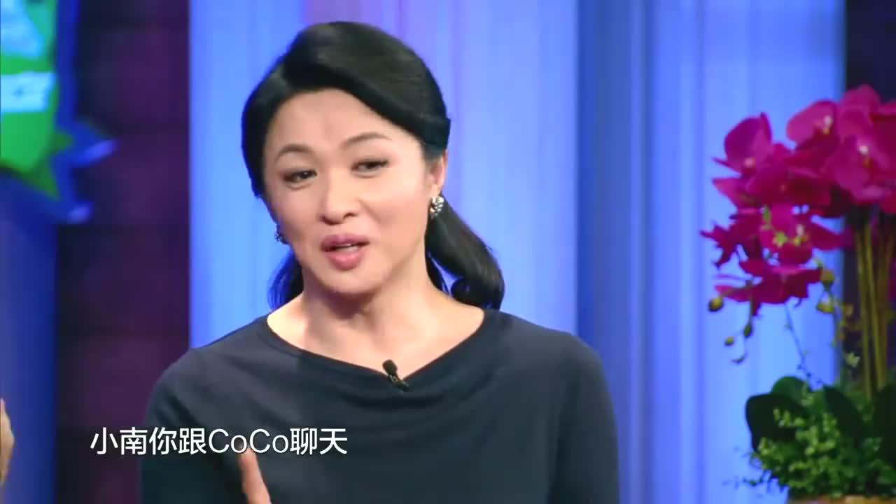 金星时间:著名华语歌手李玟讲述,妈妈如何帮助她走出事业的低谷