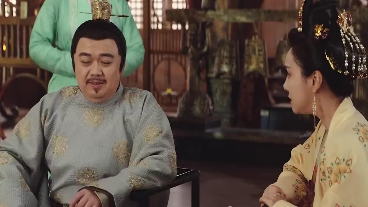 偷心画师:有情人钟情眷属,熙若跟弘彬终于成婚,甜炸了