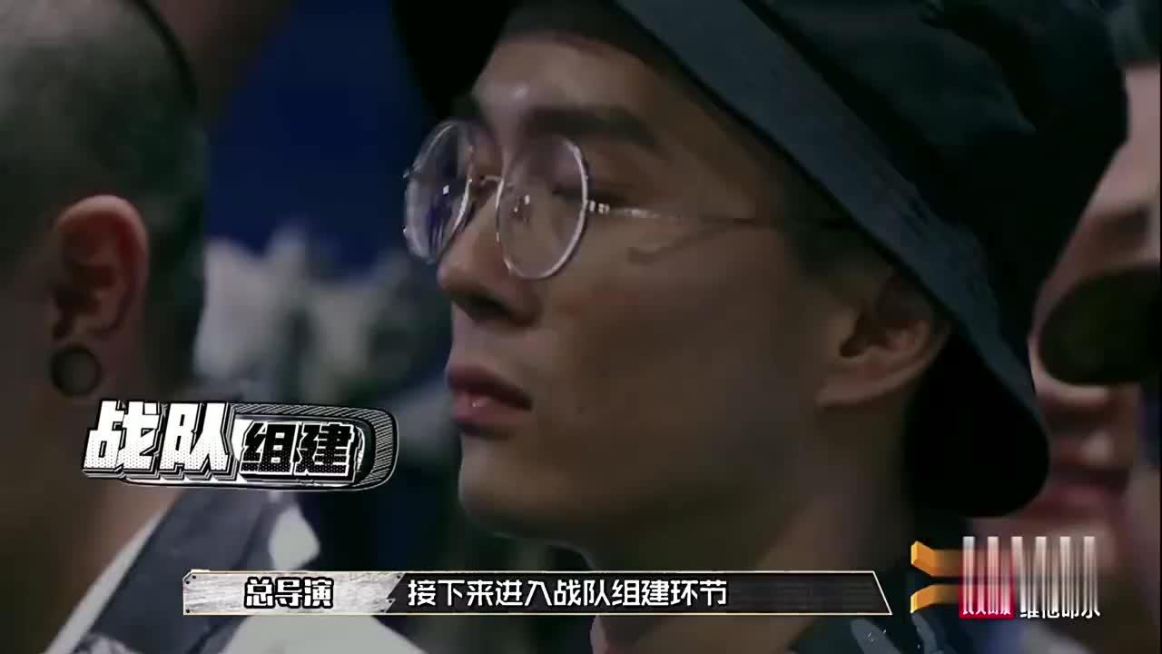 中国有嘻哈:选手配对,吴亦凡陷入困境