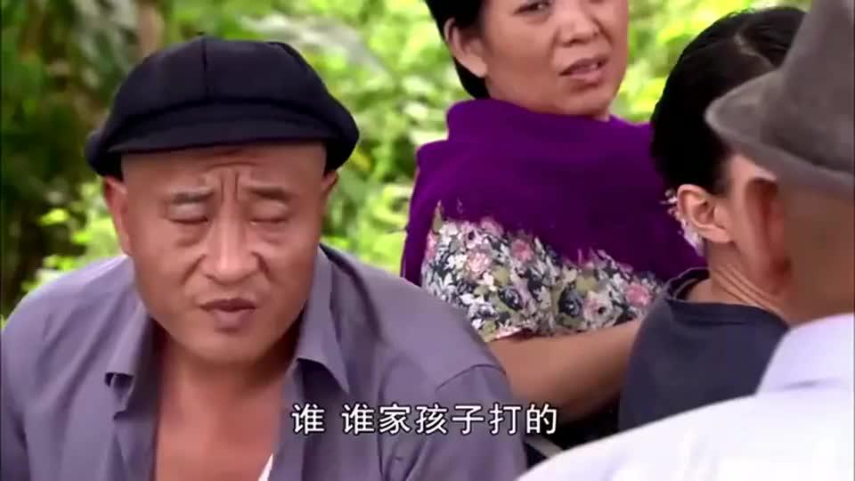 孙女被打,尼古拉斯赵四镇不住场面,结果刘能一到谢广坤马上道歉