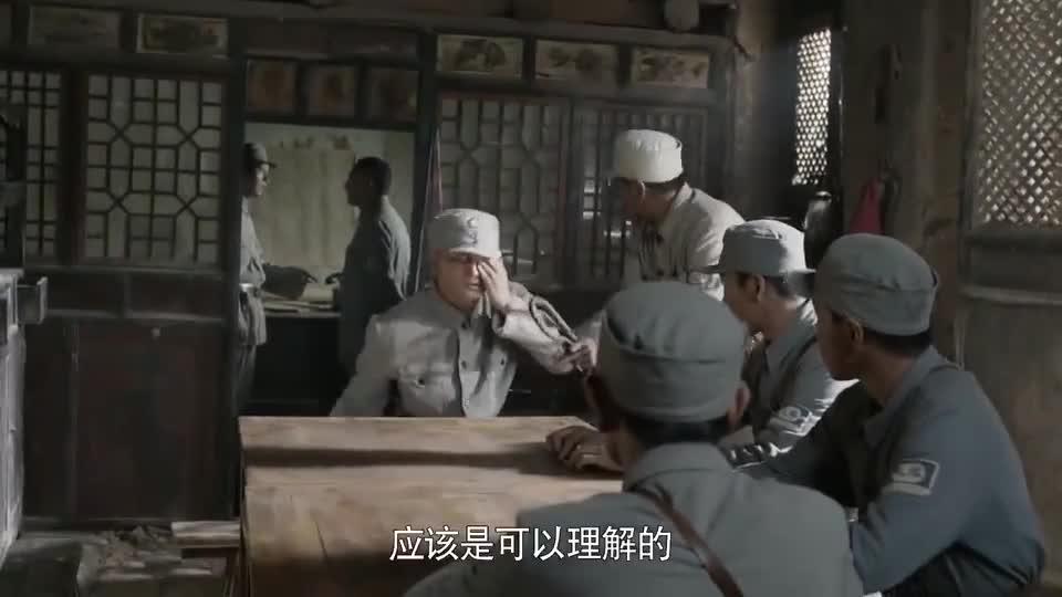抗日太行山:周希汉得了眼疾来开会,邓政委赶他去治病,太有爱了