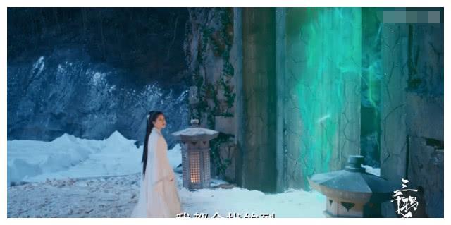 三千鸦杀:傅九云对覃川表白十分痴情,她却只当是玩笑,太心酸