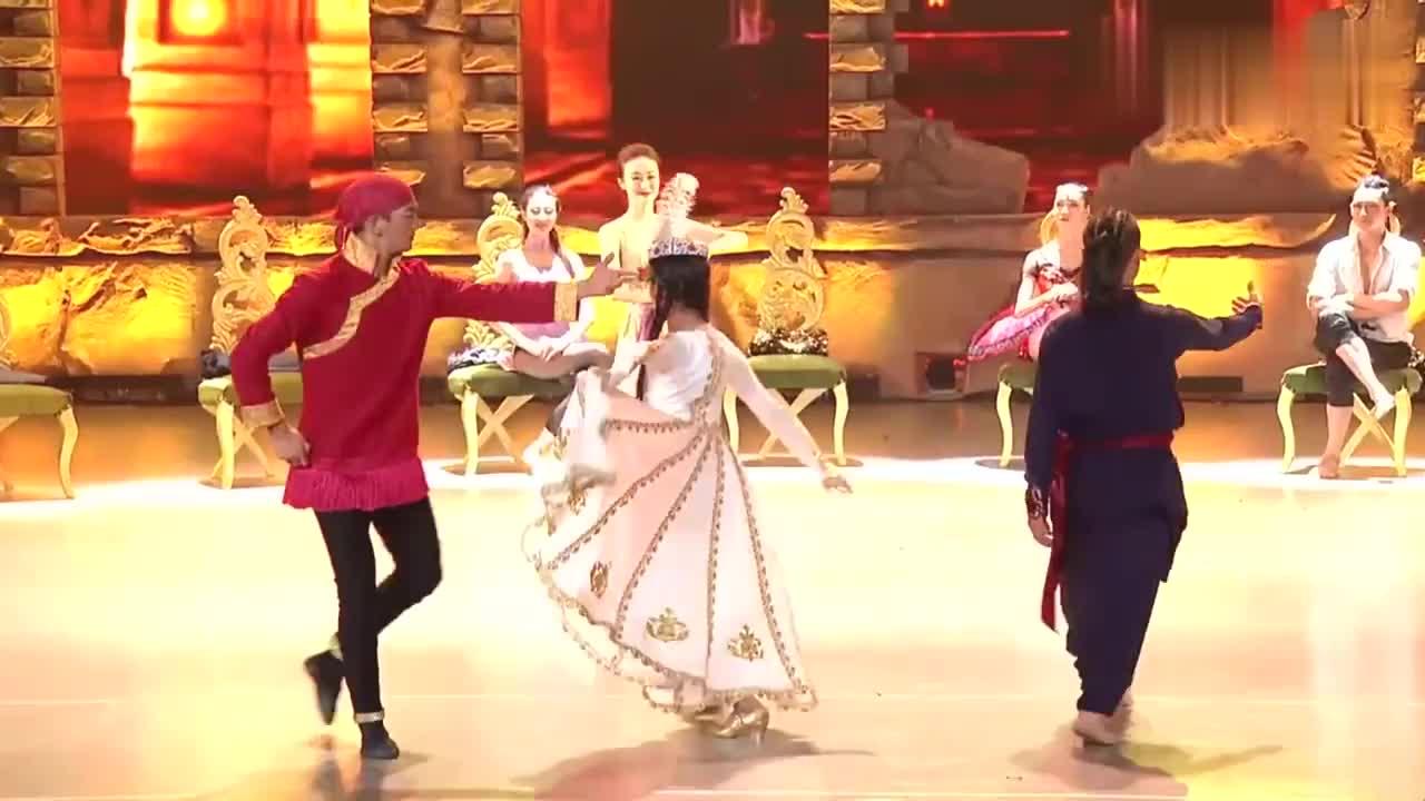 中国好舞蹈:金星团队学员上好舞蹈,优美双人舞表演,惊艳全场