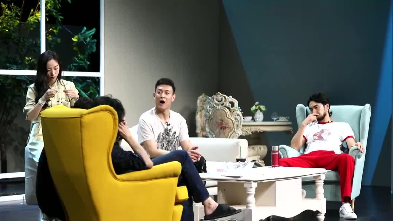 """同学会:袁姗姗""""跨校""""请教山东话,表情狰狞毫无偶像包袱"""