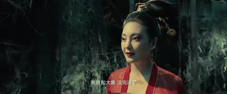 妖猫传:陈凯歌真是好眼光!张雨绮唐装扮相太美,尽显雍容华贵