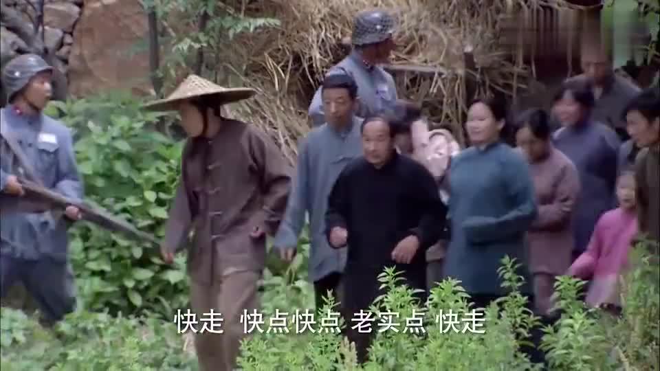 一群当兵的见人就抓,还随意枪击村民,真可恶
