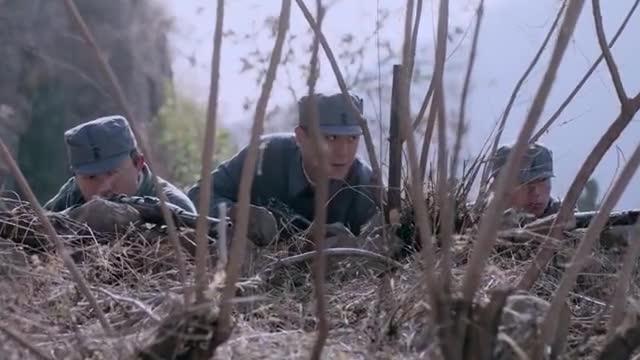 八路军杀了日本人一个措手不及,苟祖旺也被打伤了胳膊