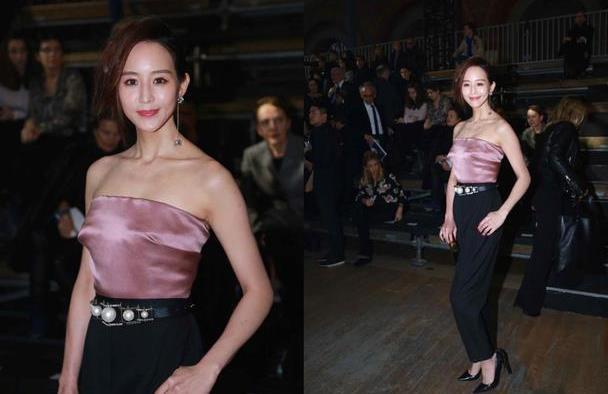 张钧甯这衣服的时尚让人难理解,这么接地气的造型,也就她能驾驭