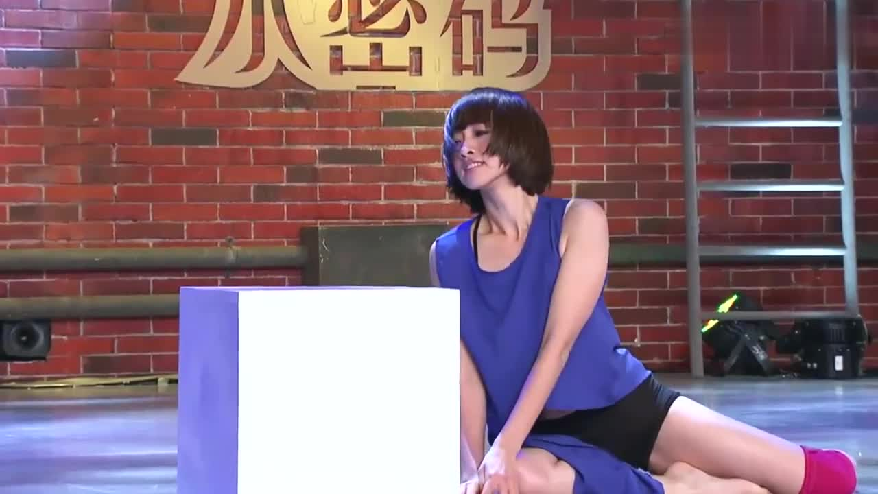 中国好舞蹈:台湾大龄女上好舞蹈表演才艺,金星让她多向海清请教