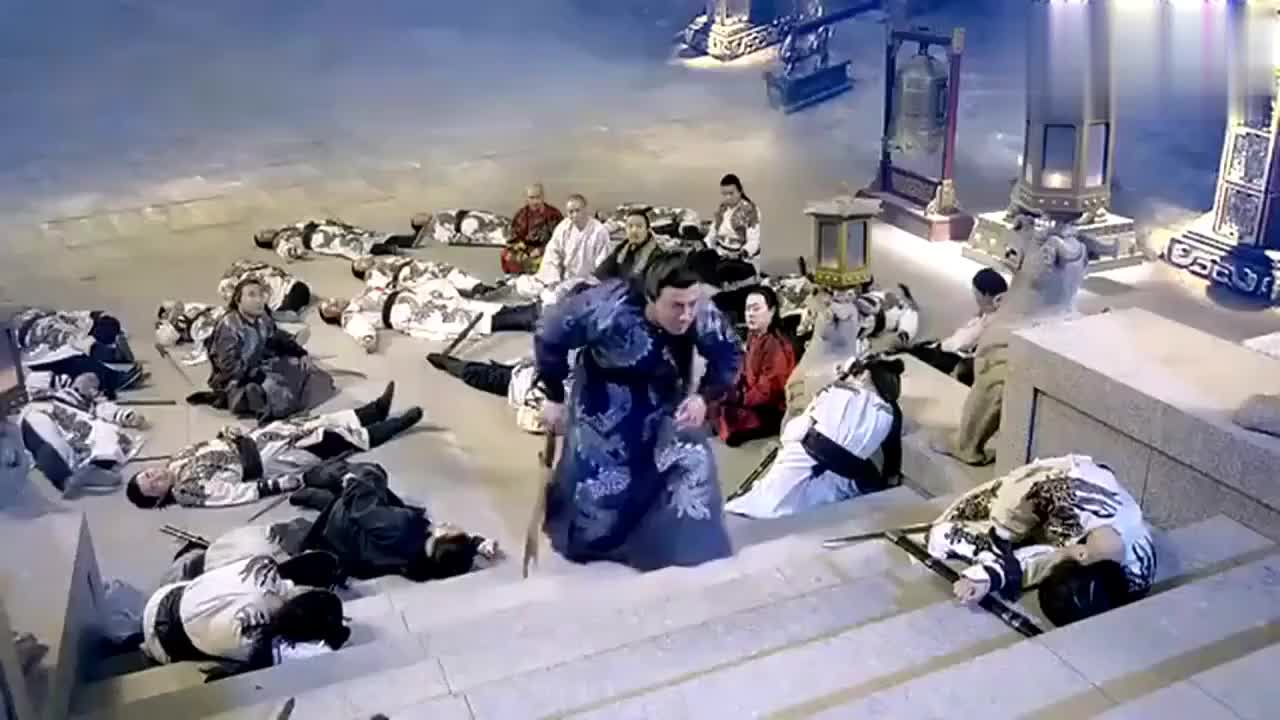 鹿鼎记 张馨予称狐狸精, 倾国倾城, 真是便宜了韦小宝!