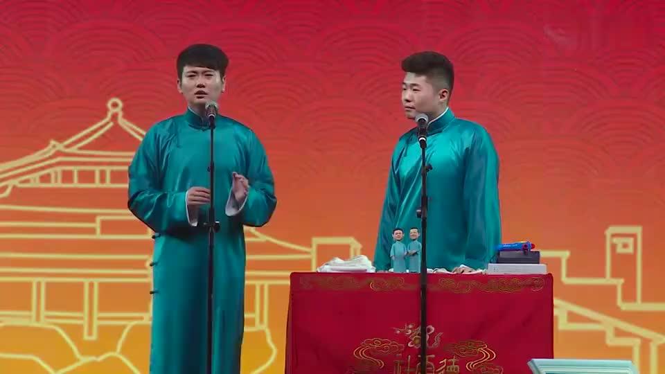 孟鹤堂调侃林俊杰,这家伙唱的不是烧鸡么,还绑腿的那种