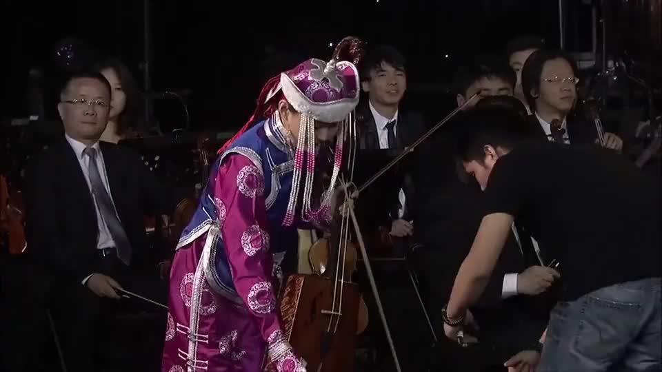 这首中国爱乐乐团的《我和草原有个约定》,流行也能变古典