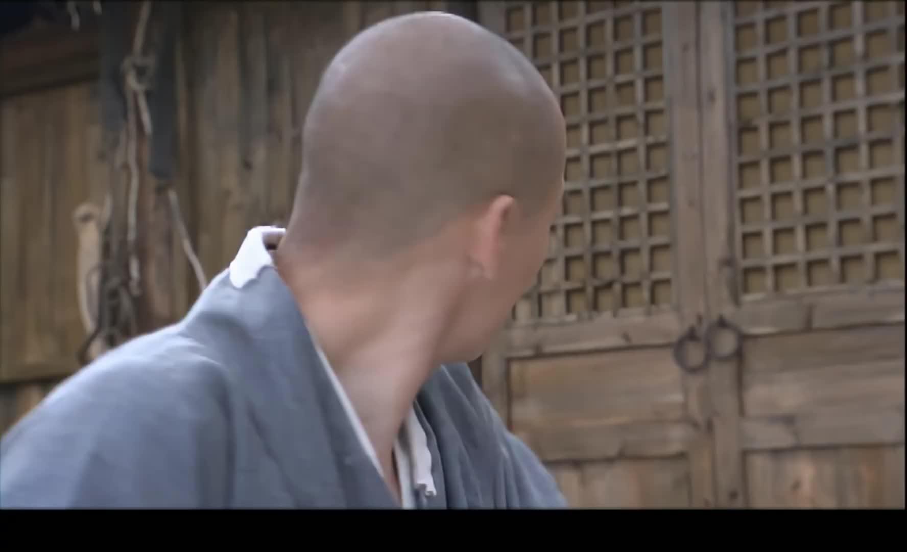 天龙八部:虚竹原谅了缘根,他跪地上感谢,还要给他弄酒肉