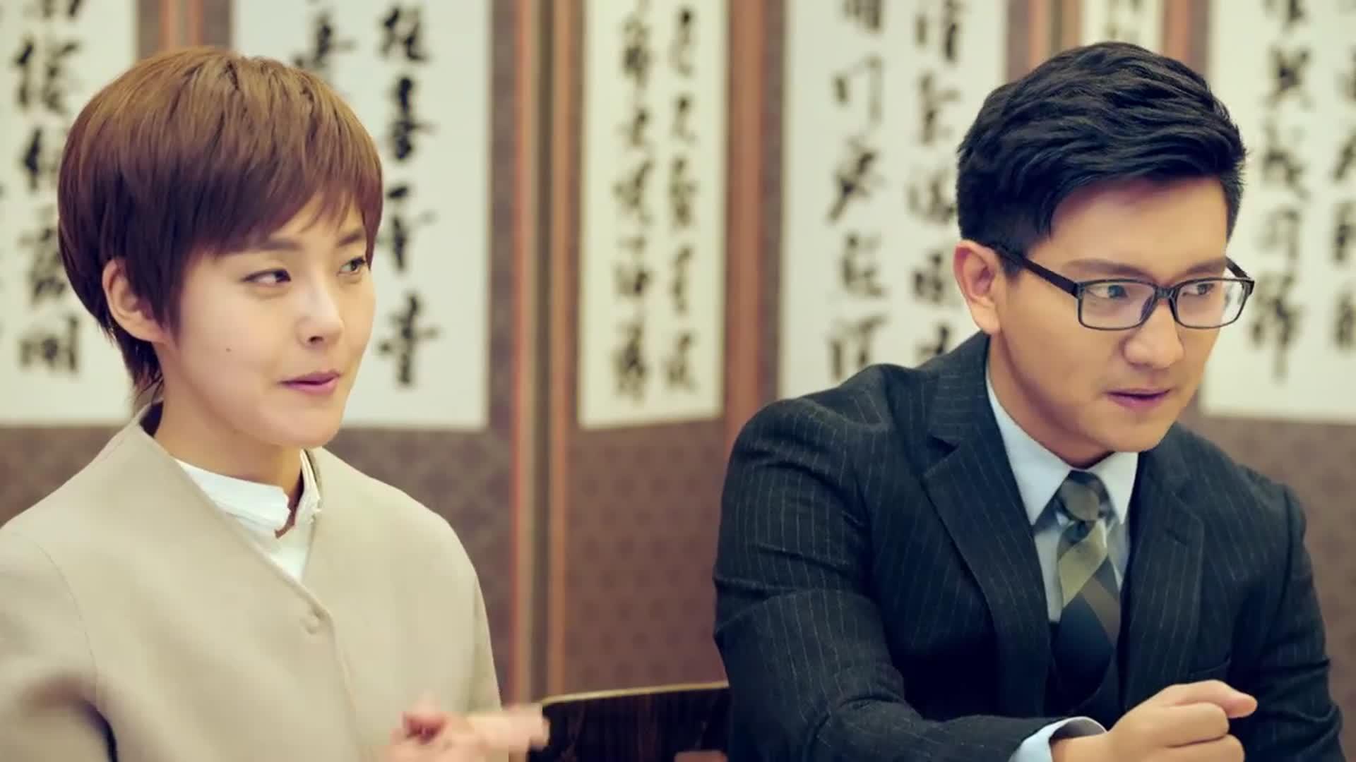 鸡毛:王旭参加韩国人的饭局,不料却在那看到了邱岩,王旭惊了