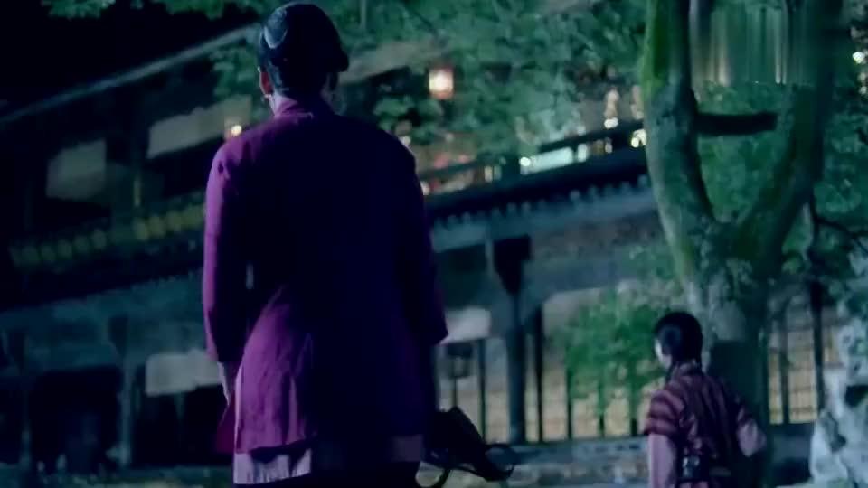 一代枭雄:老爷和两美女喝茶聊天,彩玲撞见,心里很不是滋味