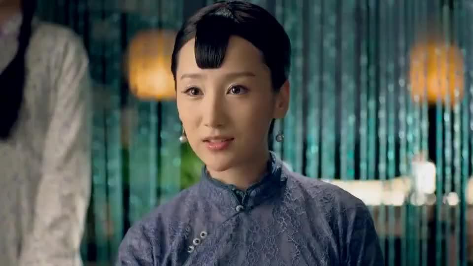 一代枭雄:孙红雷真有福气,天天有美女陪着,吃饭喝茶好不快活