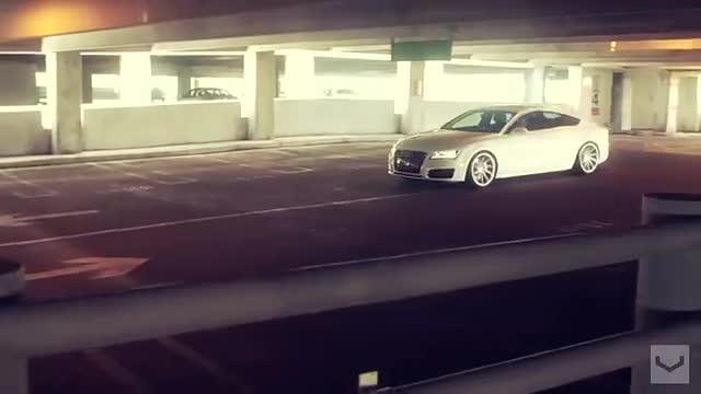 视频:奥迪A7,除了性能还有优雅的气场