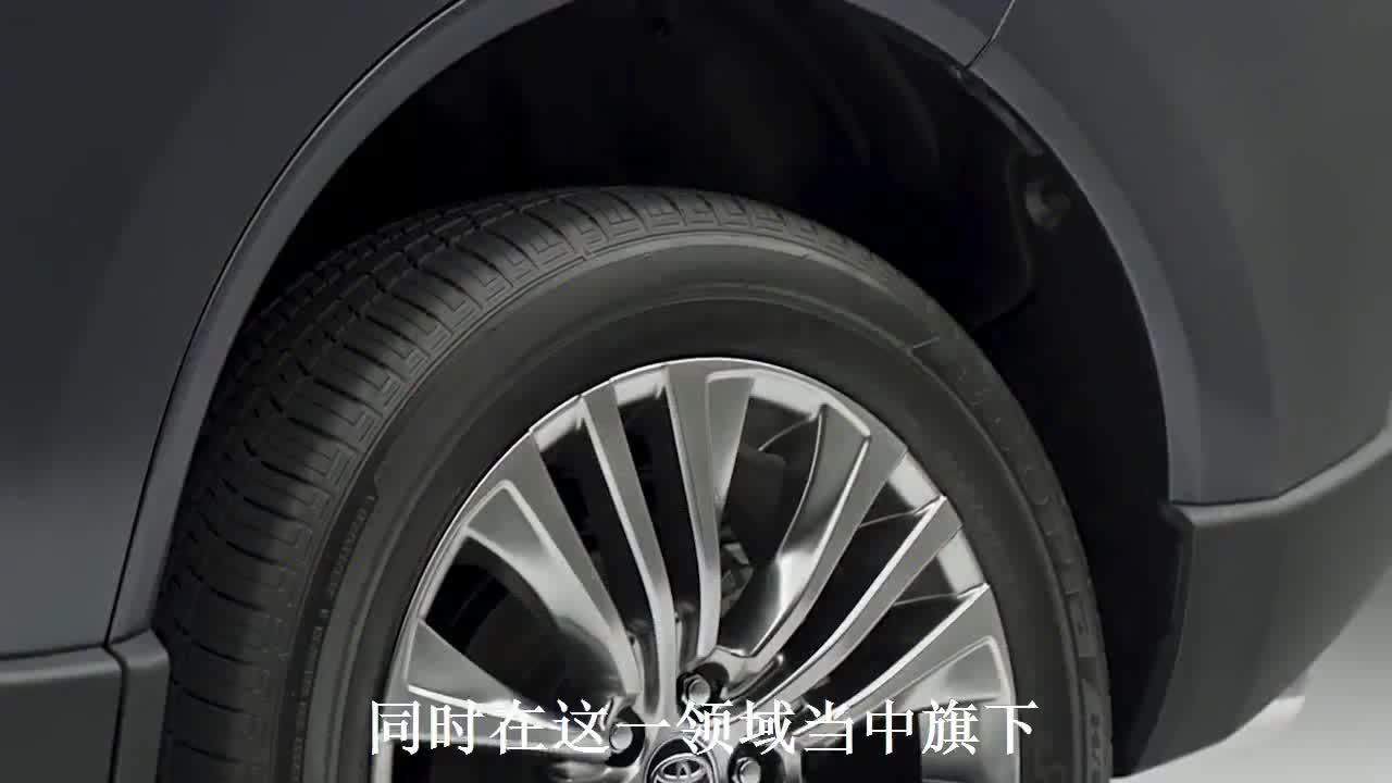 丰田王炸海利亚suv比宝马x6漂亮18万