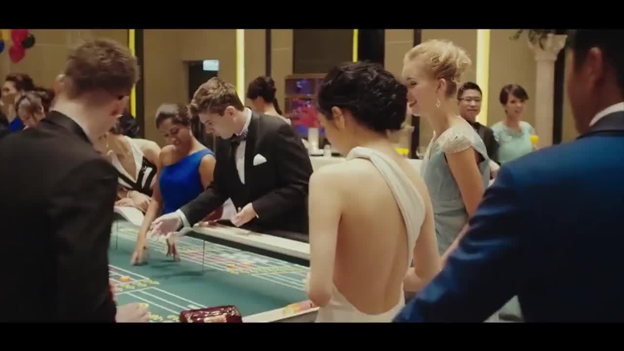 澳门风云:发哥赌场遭挑衅?跟我斗,你还嫩了点