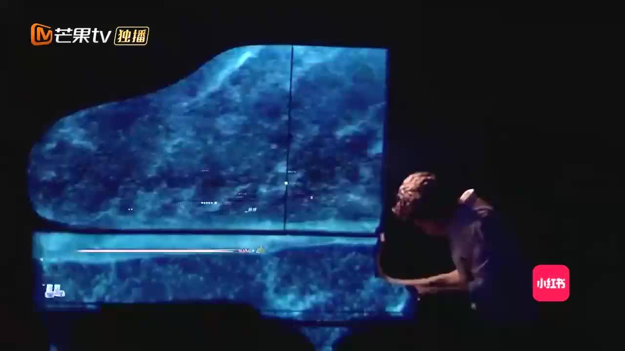吴青峰刘宪华合作《歌颂者》,刘宪华钢琴伴奏,简直就是绝配!