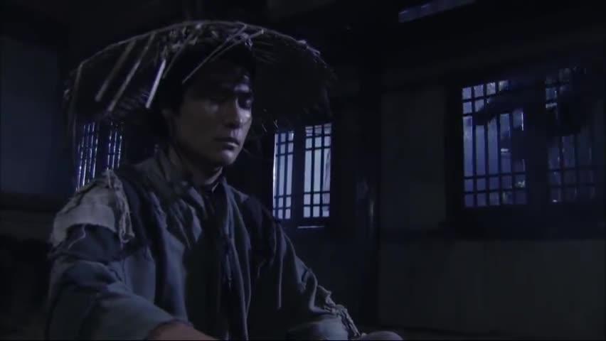 神探狄仁杰:草帽君大战蒙面男,简直旗鼓相当,到底谁能获胜