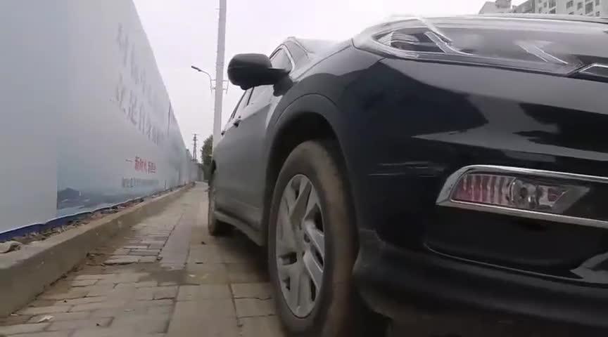 视频:本田CR-V前脸酷炫凶悍造型稳健
