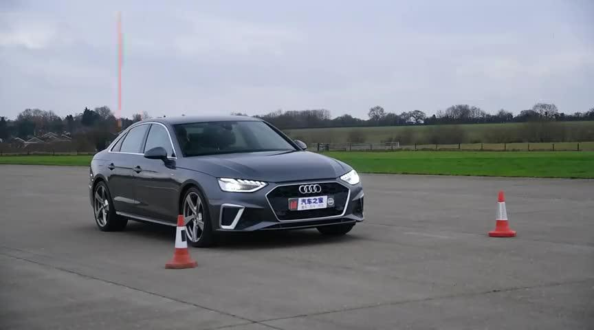 视频:奥迪A4Sline40TFSIStronic性能测试,具体测试成绩请看视频