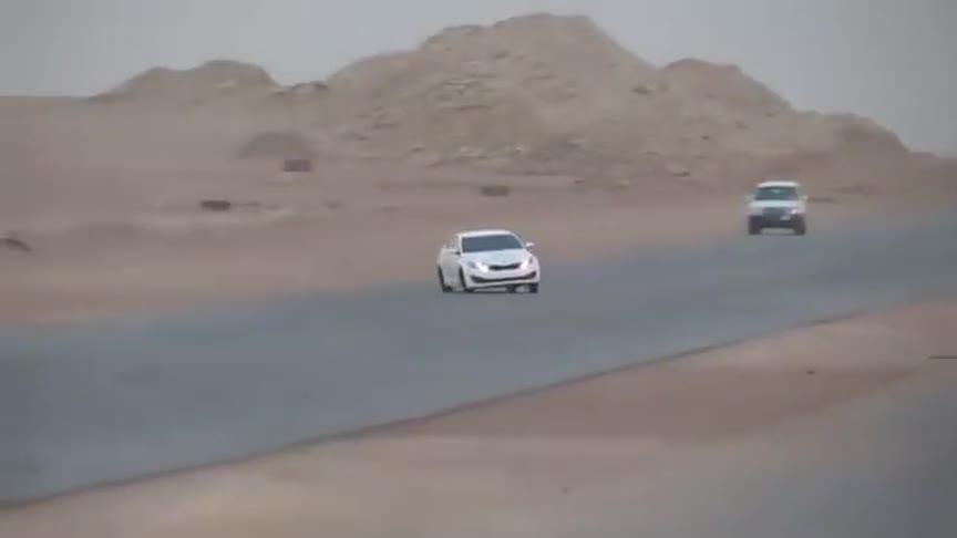 视频:前有雅阁,现有K5!他们怎么什么车都能玩的开