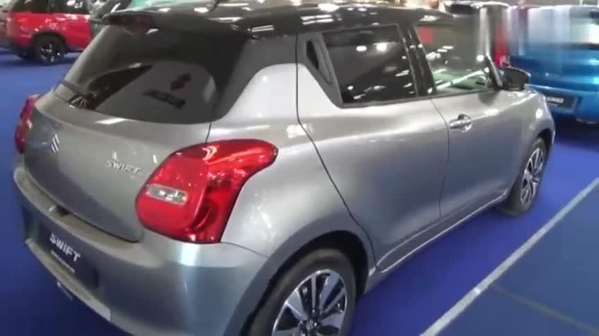 视频:外观小巧紧凑的日系车,铃木雨燕Swift小身板大空间平民级钢炮